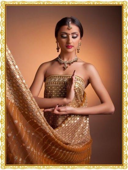 印度首飾之美15
