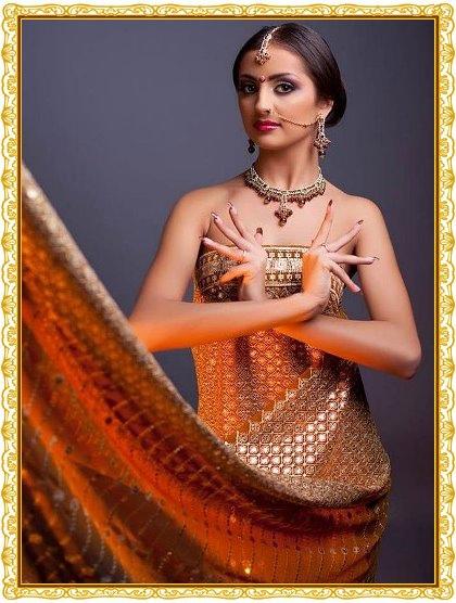 印度首飾之美14