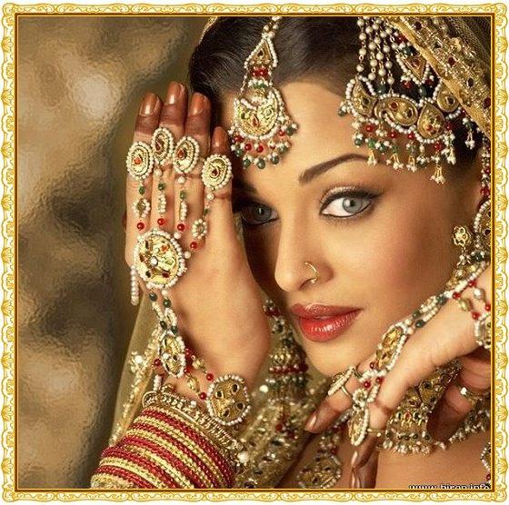印度首飾之美4
