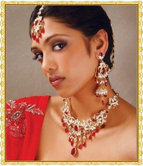 印度首飾之美8
