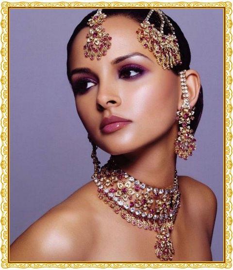 印度首飾之美9