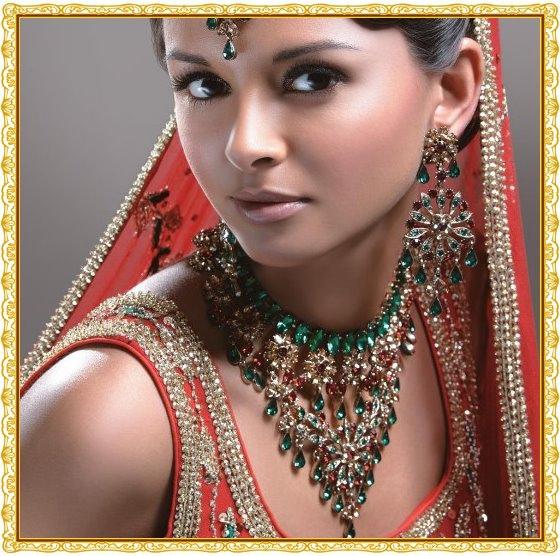 印度首飾之美2