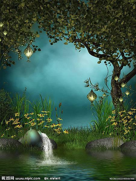 夢幻森林1