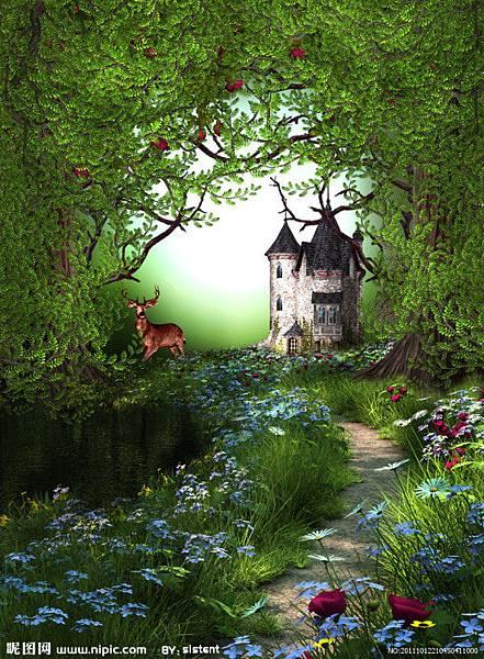 夢幻森林9