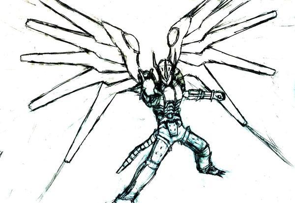 閃光暴龍獸/命運鋼彈光之翼