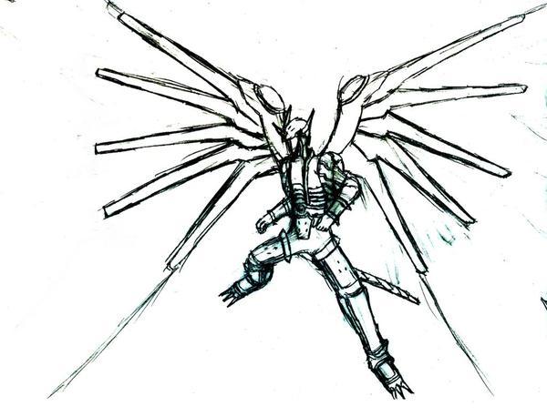 閃光暴龍獸/命運鋼彈光之翼II