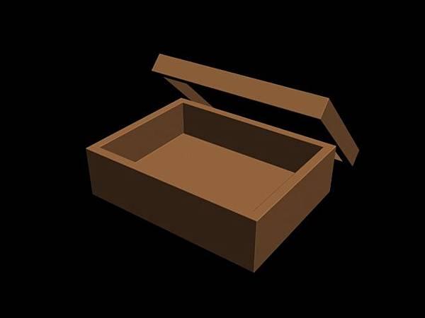 寶箱──模組建構完畢