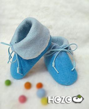 訂製鞋-反折半筒