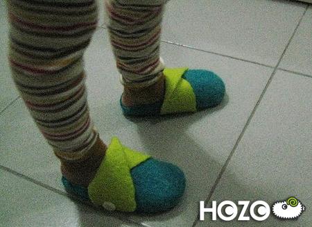 大馬來的客串小鞋星