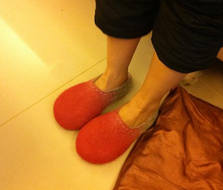 白頭【鞋】老-客串大鞋星 新婚婦