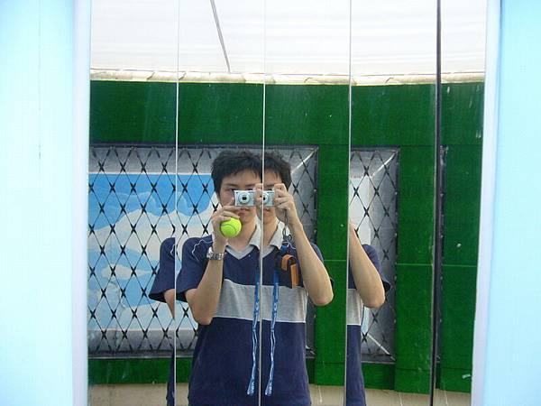 市長公館的鏡子