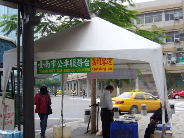 台南市公車...是高雄客運經營的XD