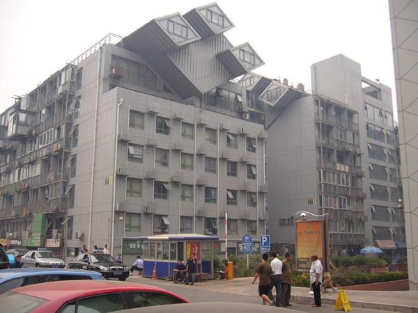 北京崇文門