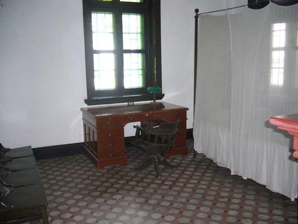 孫中山的房間