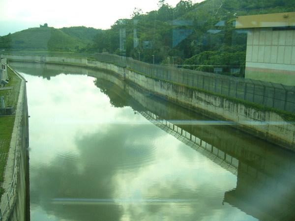 邊境--深圳河