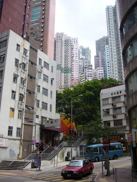 香港的房子