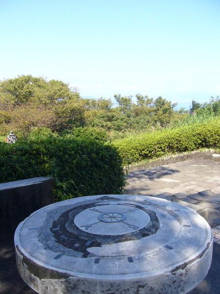 這個方向可以看到富士山