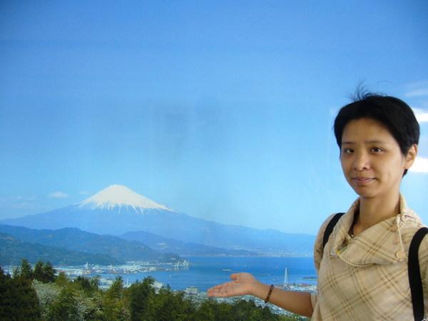 老姐與富士山