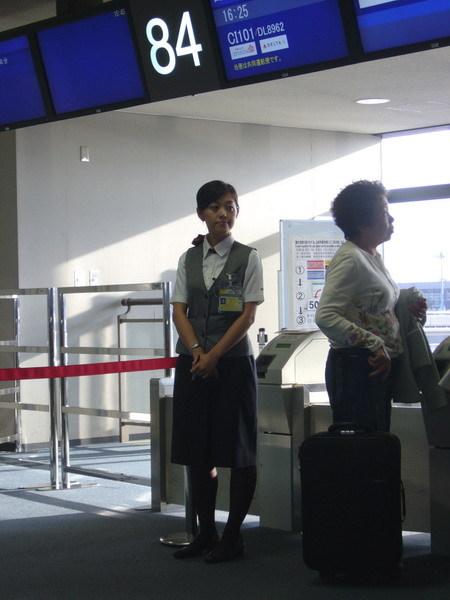 但是是日亞航的空姐