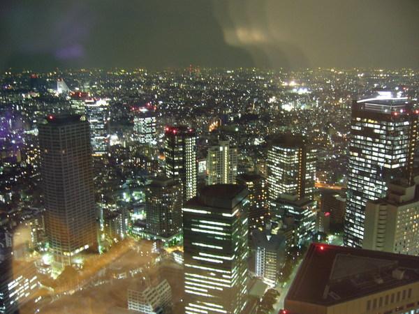 都廳觀景台拍夜景