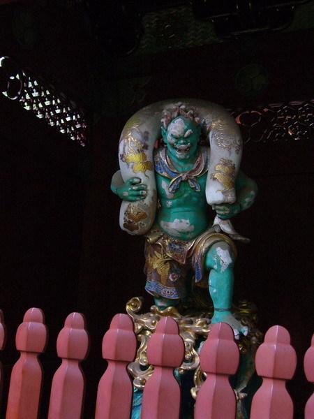 大猶院的雕飾