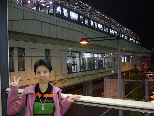 台場海濱公園驛