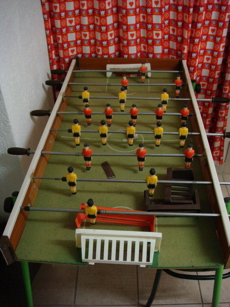 足球遊戲機