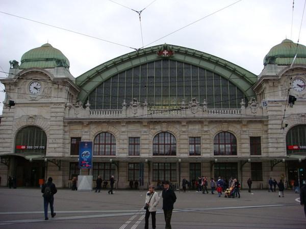 Basel車站