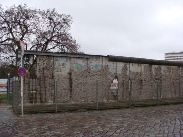 殘存的柏林圍牆