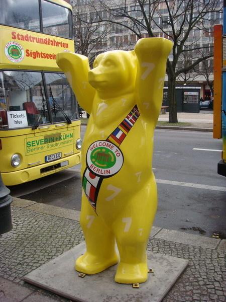柏林歡迎你!