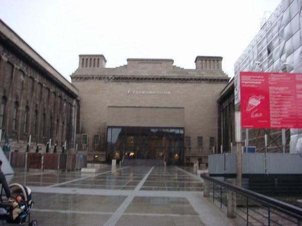 繼續去Pergamon Museum