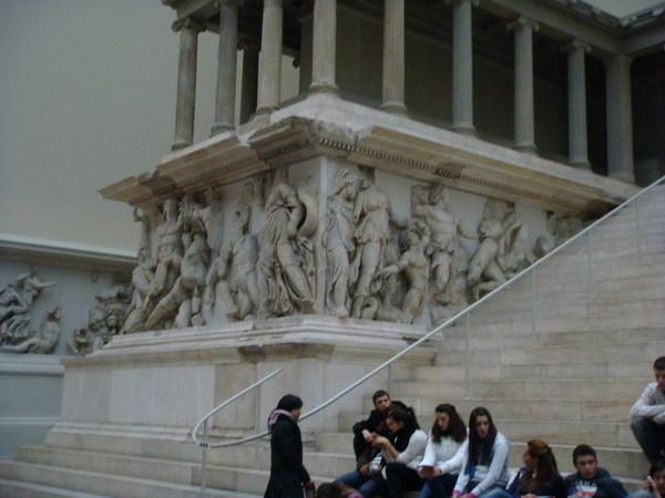 這個館主要是搬了Mesopotamia的上古遺跡