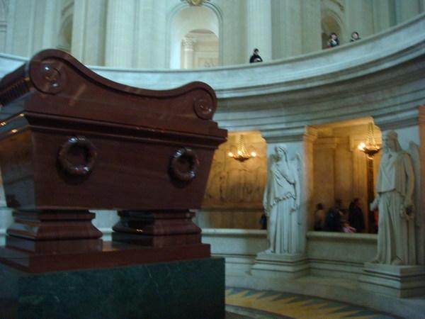 拿破崙一世的棺木