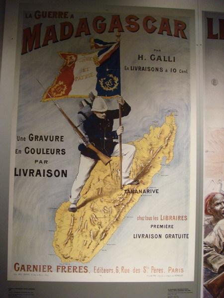 法國人在馬達加斯加