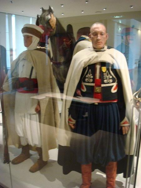 殖民地部隊的軍服