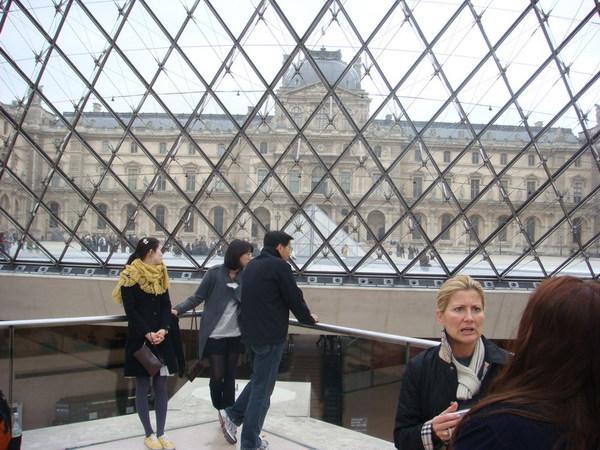 拿破崙大廳內部