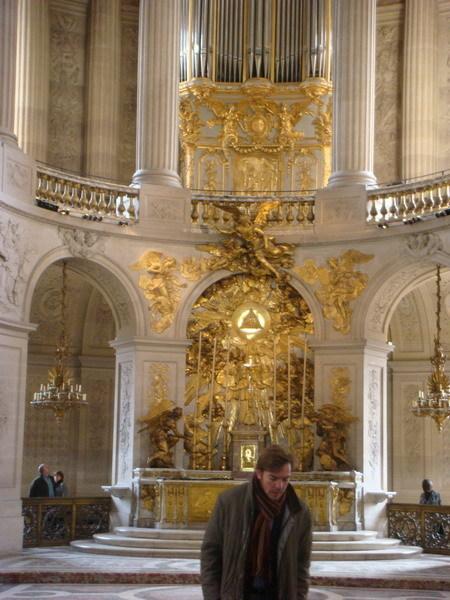 凡爾賽宮內室