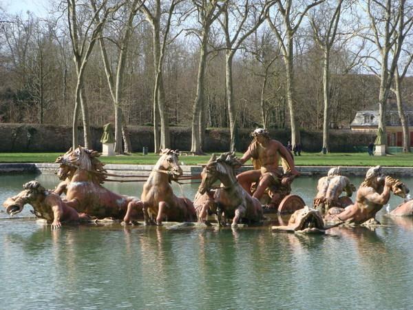 第一噴水池
