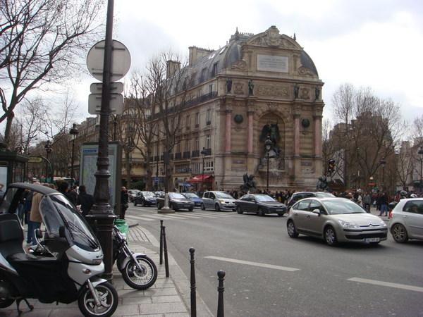 轉到St. Michel