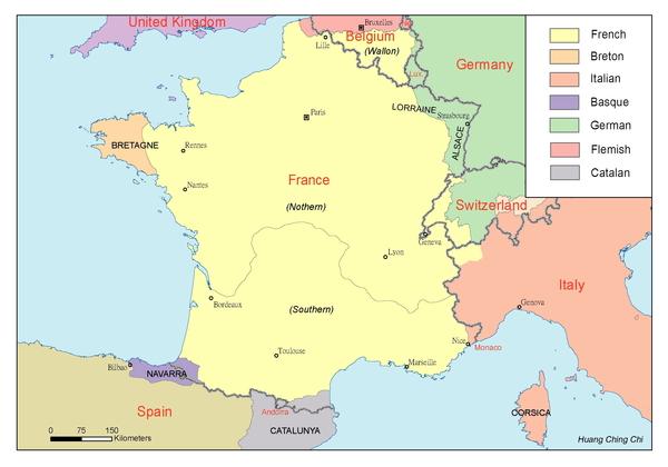 法國的族群