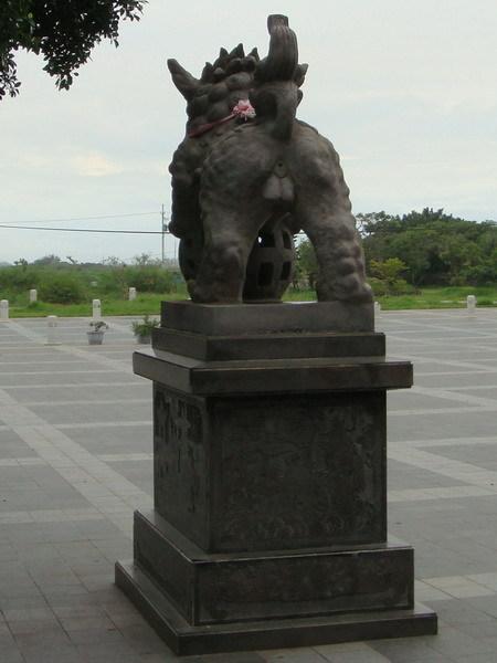 大眾廟的獅子