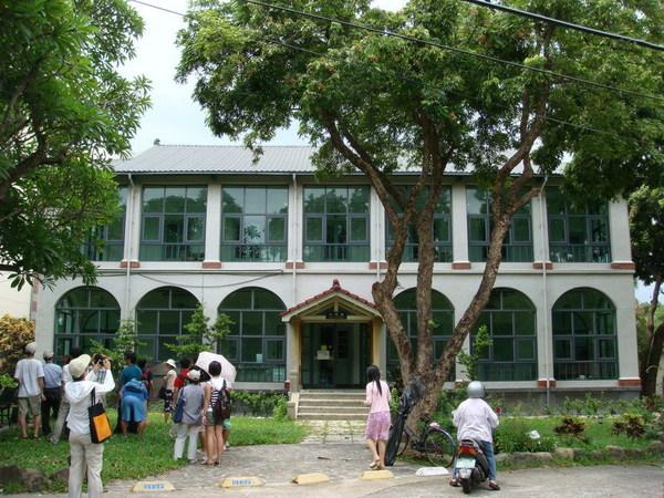 臺南神學院彰輝館
