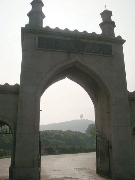 靈山伊斯蘭教聖墓