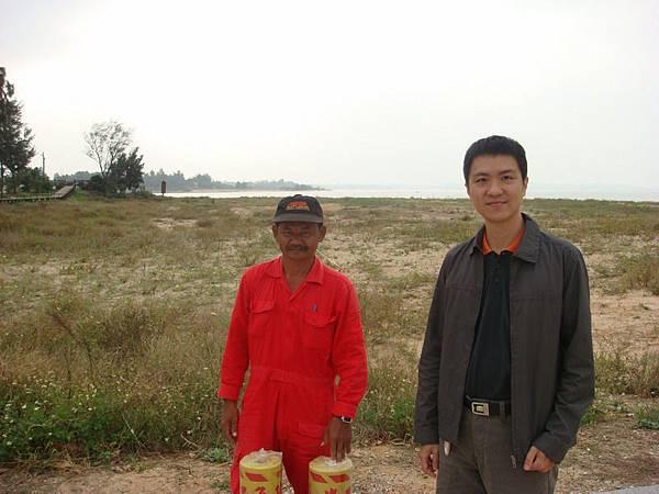 問了一下是來自柬埔寨