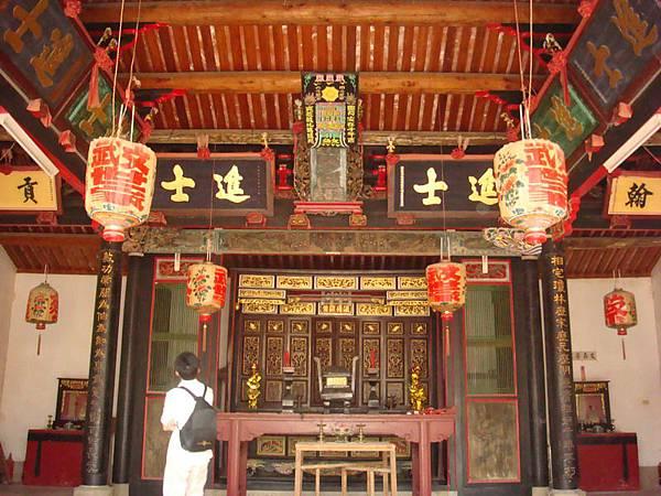 瓊林的宗廟