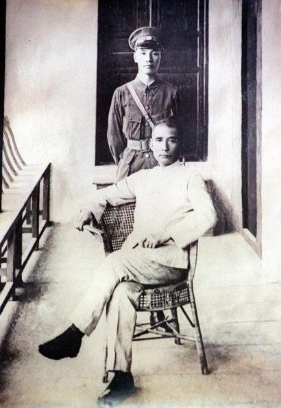 黃埔軍校開學式