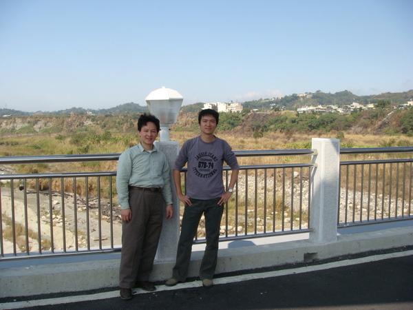 東豐鐵路的大甲溪橋