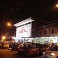 河內火車站夜景