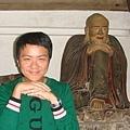西方寺的羅漢