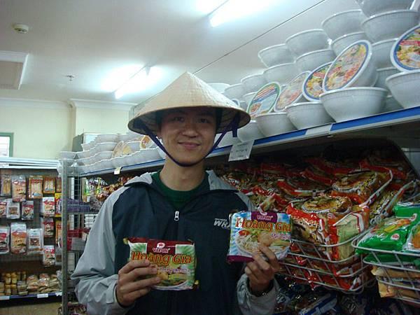 推銷越南產品之泡麵篇